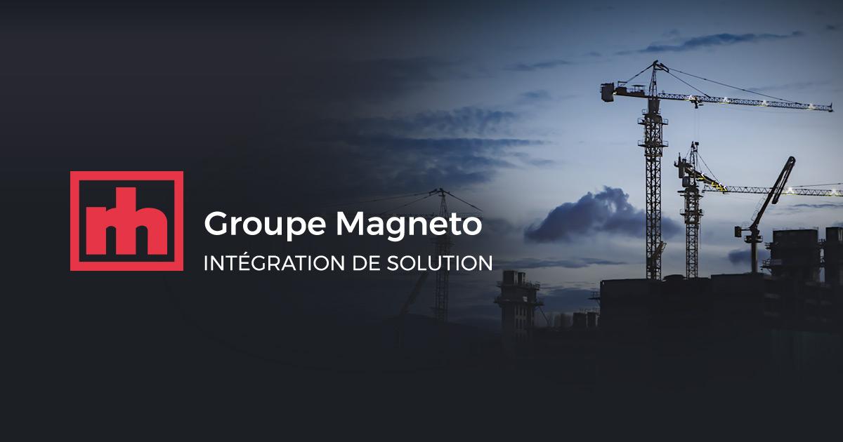 Groupe Magnéto | Produits